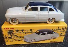 Dinky/Dan Toys DAN-C01 Ford Vedette Saloon, 1954 Stunning Finish! Ltd 500