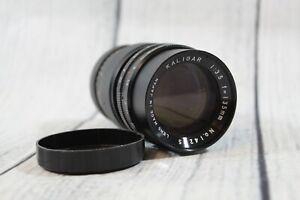 Kaligar 135mm 3.5 Camera Lens No. 14225 Manual Focus