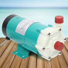 New Mp 20r Magnetic Drive Circulating Water Pump Industrial Chemical Pump 110v