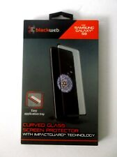 Blackweb Samsung Galaxy S9 Glass Screen Protector With Impact-guard Technology