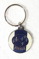 SUBARU METAL KEY RING