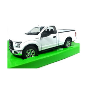 Welly 24063 Ford F-150 Pick-Up weiss Maßstab 1:24 Modellauto NEU!°