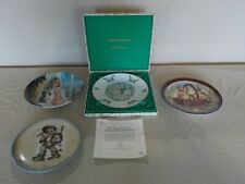 Collector Plates Lot - 4 Total