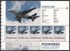 """NVPH 3197-E-.. """"PIONIEREN IN DE LUCHT"""": AIRBUS A380 vel postfris"""