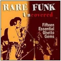 RARE FUNK UNCOVERED Various Artists NEW & SEALED RARE SOUL / FUNK  CD (GOLDMINE)