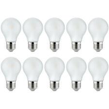 10x 282.71 Paulmann LED AGL 3W E27 Warmweiß Satin Leuchtmittel 10er Set