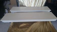 Decorative Moulding Shelving Units white (2)