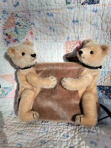 Teddy Bear Purse Unique!