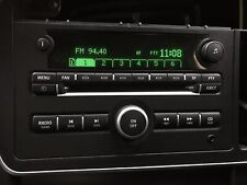 SAAB 9-3 FACELIFT 2008 ONWARDS RADIO CD PLAYER / HEAD UNIT 12779269 Ref2