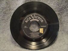 """45 RPM 7"""" Record Ive Got You Under My Skin Frenesi I Cover The Waterfront CR-9"""