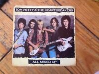 "Tom Petty & The Heartbreakers ""All Mixed Up"" 45 Picture Sleeve"