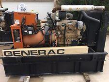 GENERAC POWER SYSTEMS 40 KW 50 KVA GENERATOR  DIESEL 120/240 3 PHASE  CLASS H