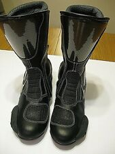 Xelement X1803 Motorcycle Boots, Size 9M Nice!