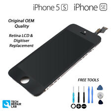 NEW Original Retina LCD & Digitiser Touch Screen Assembly FOR iPhone 5S/SE BLACK