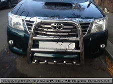 TOYOTA HILUX AXLE BULL BAR FOR 2012-2015 MAKE YEAR MODELS , A-BAR , NUDGE BAR