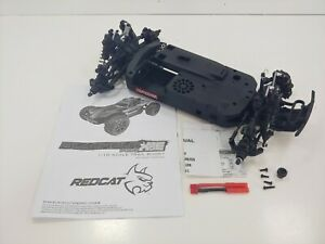 NEW: Redcat Blackout XBE PRO 1/10 4wd 4x4 RC Buggy Roller Slider Chassis!