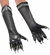 Black Panther Adult Gloves One Size