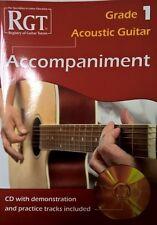 RGT lcm Grade 1 acoustic guitar Accompaniment ,  tony skinner