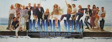 FILM POSTER - MAMMA MIA ! - HERE WE GO AGAIN - 35 X 100 CM