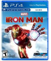 Marvel's Iron Man VR for PlayStation 4 [New Video Game] PS 4, Playstation VR