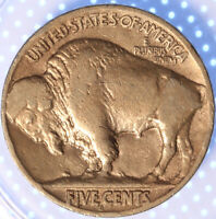 1924 D BUFFALO NICKEL, CHOICE VF, LOOKS GREAT, TOUGH EARLY DATE!