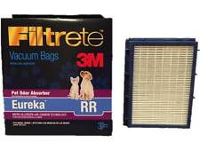 3 Eureka Style RR Vacuum Bags 61115 Boss Smart Vac 4800 Bag + HF-2 Hepa Filter