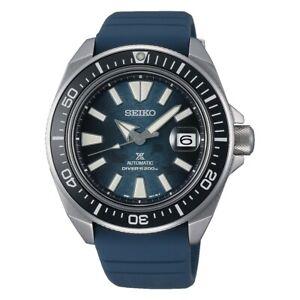 New Seiko Automatic Prospex King Samurai Save The Ocean Men's Watch SRPF79
