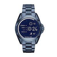 c16a91f4f51f8 Sealed Michael Kors Access Unisex Bradshaw Blue Ion-Plated Smart Watch  MKT5006