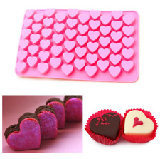 Happy Birthday Silicone Cake Mould, Cake Decoration, Heart shape for parties