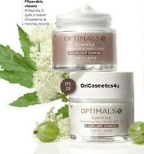 Brand New Oriflame Optimals Even Out Day & Night Creams