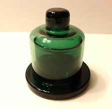 CHARMED TV SHOW PROPS GREEN GLASS HERB DEMON CONJURING POTION BELL JAR