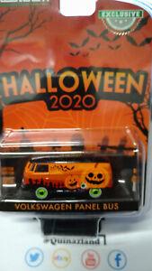 Greenlight Exclusive Halloween 2020 Volkswagen Panel Bus (NG19)
