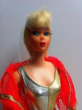 Vintage Barbie Dramatic New Living Barbie Blonde Brand New from NRFB MIB MIP BOX