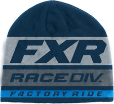2020 FXR RACE DIVISION KNIT BEANIE CAP HAT  -  ONE SIZE FITS MOST - Great Gift!