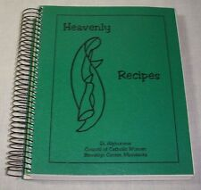 ST. ALPHONSUS PARISH COUNCIL OF CATHOLIC WOMEN COOKBOOK BROOKLYN CENTER MN