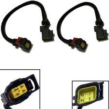 "2 X New O2 Sensor 18"" Wire Extension Harnesses For Ram Dakota Durango Cherokee"