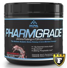 MPA Supplements PharmGrade EAA (Candy Wtrmln) EXTREMELY Effective Muscle Aminos
