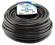 Hydro Flow - Vinyl Tubing Black - 3/8 in ID - 1/2 in OD 100 ft Roll - Pump Tube