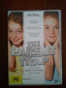 The Parent Trap Special Double Trouble Edition DVD