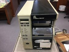 Zebra 140XiIII  Thermal Barcode Label Printer, with network card ethernet 140xi