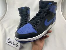 AIR JORDAN 1 ROYAL BLUE 2013 SIZE 12 USED!