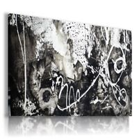 DRAWING ABSTRACT PAINTING PRINT CANVAS WALL ART PICTURE T3 MATAGA .