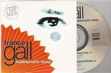 FRANCE GALL mademoiselle chang CD SINGLE live