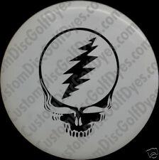 Disc Golf Custom Dye Stencil - Grateful Dead (2 Pack)