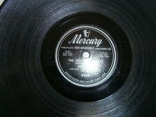 Patti Page 78 rpm Mercury 5534: The Tennessee Waltz/Boogie Woogie Santa Claus