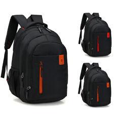 """Universal 19"""" Fashion Laptop Shoulder Bag Oxford Cloth Backpack For Lenovo HP"""