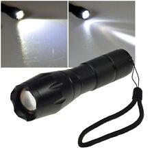 """10 Watt HighPower LED Taschenlampe """"CTL10 Zoom"""" 350lm fokussierbar dimmbar"""