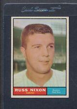 1961 Topps #053 Russ Nixon Red Sox VG/EX *495