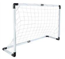 Fußballtor-Set für Kinder 1 Tor mit Netz Ball und Pumpe Innenraum Draußen #5617