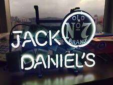 "JACK DANIELS BEER BAR CLUB NCAA HOME LAMP DANIEL'S NEON LIGHT COLA SIGN 13""X7""v"